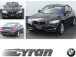 BMW 220d Coupe Sport Line Aut. Navi Business Xenon